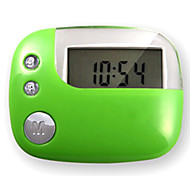 Multifunctional Electronic Pedometer For Middle And Old Aged People