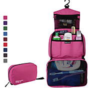 Toiletry Bag for Not Specified Travel Storage Toiletries Polyester-Gray Purple Green Blue Dark Gray