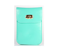 For Wallet Shockproof Case Pouch Bag Case Solid Color Soft PU Leather for Universal