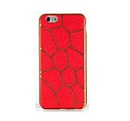Для Покрытие Кейс для Задняя крышка Кейс для Геометрический рисунок Мягкий TPU для AppleiPhone 7 Plus iPhone 7 iPhone 6s Plus iPhone 6