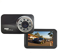novatek Full HD 1920 x 1080 Car DVR  3inch Screen 96223 Dash Cam