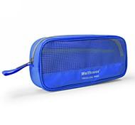 Luggage Organizer / Packing Organizer Portable for Travel StorageDark Blue Green Blushing Pink Light Blue