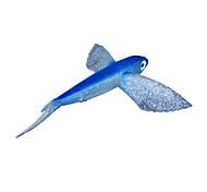1 pc Esche morbide Blu 125 g Oncia mm pollice,Plastica Pesca dilettantistica