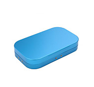 Fonoun Colorful Aluminum Alloy Fly Box FE76