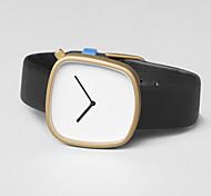 Муж. Детские Для мужчин Спортивные часы Нарядные часы Модные часы Наручные часы Кварцевый Панк Натуральная кожа Группа Винтаж С