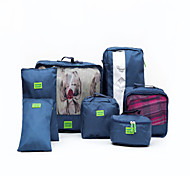 Luggage Organizer / Packing Organizer Portable for Travel StorageRed Green Blue