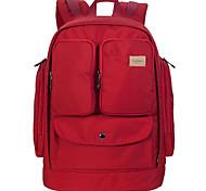 COWBONE Shoulder Unisex Bag/Backpack Korean Trend Casual Students 14 Bag Diagonal Portable Multi-Purpose Backpack