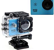 Экшн камера / Спортивная камера 16MP 640 х 480 1920 x 1080 1280 x 720LED Водонепроницаемый Большой угол Многофункциональный Регулируемый