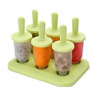DIY Household Popsicle Ice Cream Mould Ice Box