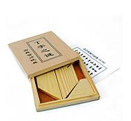 Costruzioni Modellini di legno per il regalo Costruzioni Giochi da tavolo e puzzle QuadrataDa 2 a 4 anni Da 5 a 7 anni Da 8 a 13 anni 14
