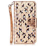 Für Hüllen Cover Geldbeutel Kreditkartenfächer mit Halterung Flipbare Hülle Muster Magnetisch Handyhülle für das ganze Handy Hülle