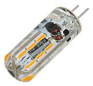 G4 Luces LED de Doble Pin T 24 SMD 3014 200-300 lm Blanco Cálido Blanco Fresco DC 12 V 1 pieza