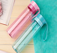 500ml Plastic Portable Motion Kettle Water Bottle