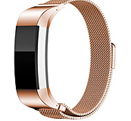 20mm rose gold Milan band for Fitbit charge2