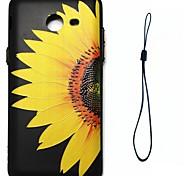 Para la galaxia j7 j5 de Samsung (2017) caso del teléfono de la tapa del caso de la cubierta de la caja del teléfono del tpu material más