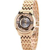 Women's Fashion Watch Wrist Watch Quartz Alloy Band Unique Creative Cool Casual Watches