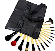 16 High-end Animal Hair With Purses Makeup Brush Make-up Artist Make-up Tools