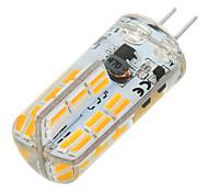 G4 Luces LED de Doble Pin T 48 SMD 4014 200-300 lm Blanco Cálido Blanco Fresco V 1 pieza