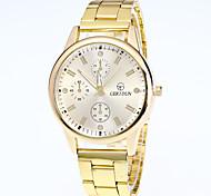 Unisex Fashion Watch Wrist watch Quartz Alloy Band Casual