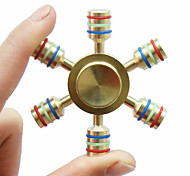 Hand Spinner Toys Ring Spinner Brass EDC Novelty & Gag Toys