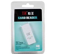SSK carte SD USB 2.0 Lecteur de cartes
