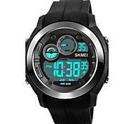 Skmei® Men's Outdoor Sports LED Digital Multifunction Wrist Watch 50m Waterproof Assorted Colors