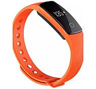 Smart Wristband ID107 Watch Heart Rate Monitor Remote Bluetooth SMart Band Bracelet Pedometer Fitness SmartBand Reminder