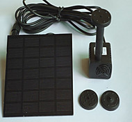 Aquarium Water Pump With Switch(es) Noiseless Solar Non-toxic & Tasteless Artificial Adjustable Plastic 1.4W110V
