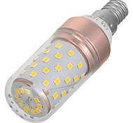 E14 Bombillas LED de Mazorca 60 SMD 2835 200-300 lm Blanco Cálido Blanco Fresco AC 100-240 V 1 pieza