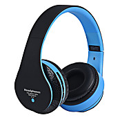 Big Headphones 1PC Wireless Bluetooth 4.0 Earphone Sport Headphone Headset For Mic Aux TF for iPhone Samsung Computer Pc
