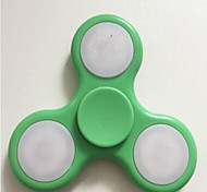 Hand Spinner Spinning Top Toys Toys Tri-Spinner Toys ABS EDCFlourescent Noctilucent Gleam LED Lighting Stress and Anxiety Relief Ultra