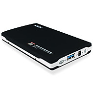 SSK SHE072 Black 2.5 Inch Usb3.0 Sata Ssd External Hard Drive