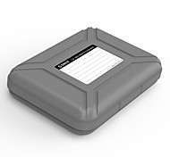ORICO-PHX35 3.5-inch Protective Case Moisture / Shock / Pressure / Drop Gray