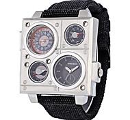 Муж. Взрослые Спортивные часы Армейские часы Нарядные часы Модные часы Наручные часы Часы-браслет Уникальный творческий часы Повседневные