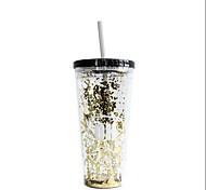 Interior Artigos para Bebida, 650 Plástico Suco Garrafas de Água