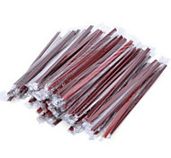 Casual/Daily Drinkware 90 PP Coffee Milk Straws(90 Straws)
