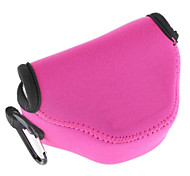 Dengpin Neoprene Soft Camera Case Bag Pouch for Nikon S1 S2 10-30 lens (Assorted Colors)
