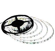 HKV® 1PCS 5M 36W 300 LED 5630 SMD 3450-3550LM Warm White Cool White Waterproof Light Normal Brightness Flexible LED Light Bar Strip (DC 12V)