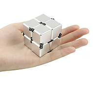 Infinity Cube Fidget Cube Spinner High Quality Anti Stress Metal Adults Kids Gift EDC for ADHD Funny Finger Toys