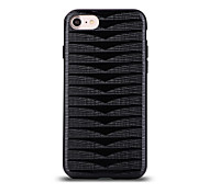 For iphone 7plus /iPhone 7 Luxury Crocodile Grain Phone Cases Genuine leather For iPhone 6/6S/ 6Plus Genuine leather Back Cover
