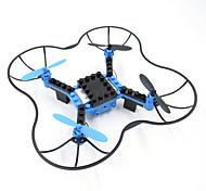 Drohne T11 4 Kanäle 6 Achsen - LED - Beleuchtung Ein Schlüssel Für Die Rückkehr Kopfloser Modus 360-Grad-Flip FlugFerngesteuerter