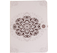 For Apple iPad 9.7 2017 Case Fashion Case Smart Cover Funda Tablet Mandala PU Leather Flip Stand Case For ipad2345/ipad mini 234/pro 9.7