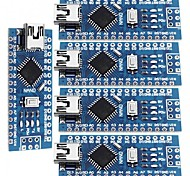 Nano v3.0 atmega328p улучшает платы контроллера для arduino (5 шт.)