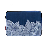 For MacBook Pro Air 12  Inch Sleeves Oxford cloth Simple Portable Notebook Bag Geometric Pattern Laptop Sleeves 12