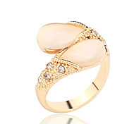 CZ Big Snake Ring Jewelry For Men and Women Vintage Jewelry