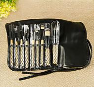 Makeup Brush Portable Professional 9 Pieces Of Makeup Brush