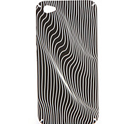 For OPPO R9s  R9s Plus  R9  R9 Plus Case Cover Pattern Back Cover Case Lines / Waves Hard PC Vivo X7
