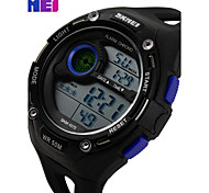 Women's Men's  LED Digital Military Watches Fashion Sports Watch Dive Swim Alarm Outdoor Casual Wristwatches