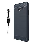 For Samsung Galaxy J7 J5 (2017) Cover Case Shockproof Back Cover Case Solid Color Soft TPU J7 J5 J3 J2 Prime J7 J5 (2016) J7 J5 Lanyard As Freebie