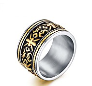Punk Rock Accessories Stainless Steel  Rings For Men